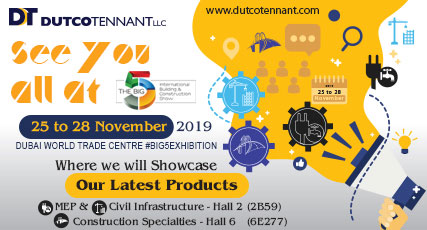 Explore our newest additions at the Big 5 2019 in Dubai