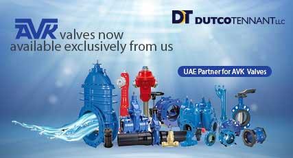 UAE Supplying Partner AVK Valves