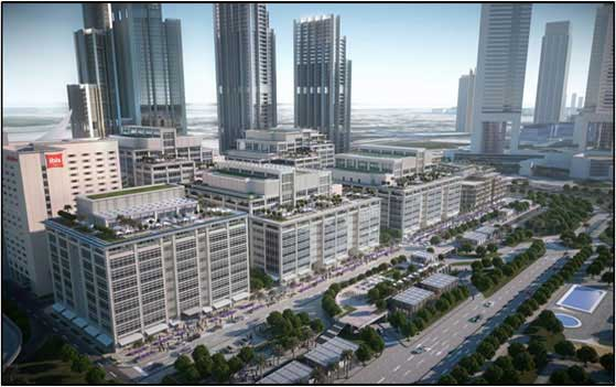 Dubai World Trade Centre District