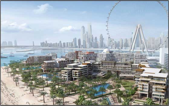 Blue Waters Island, Dubai