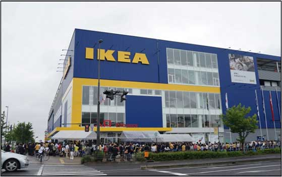 IKEA Expansion