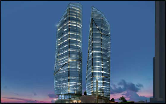 Al Fattan Sky Towers