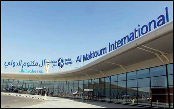 DWC – Al Maktoum International Airport Passenger Terminal Building -expansion Project – Iptv System