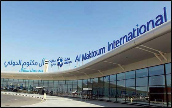 DWC – Al Maktoum International Airport Passenger Terminal Building -expansion Project – Iptv System