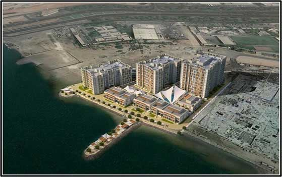 Adnoc Staff Accommodation – Dimming and Lighting Control System