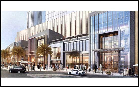 Dubai Mall Fashion Avenue Expansion – Dimming And Lighting Control System