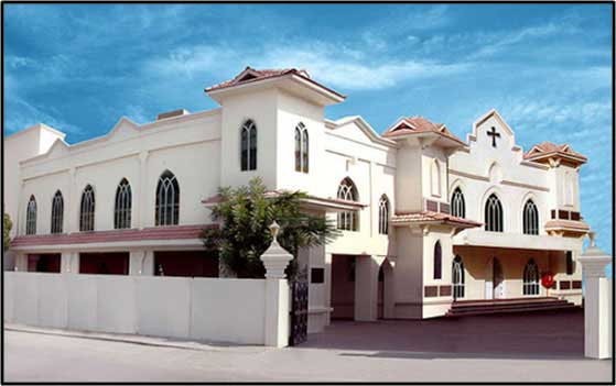 Marthoma Parish Sharjah – Audio And Video System
