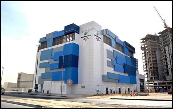 Business Bay District Cooling Plant 2
