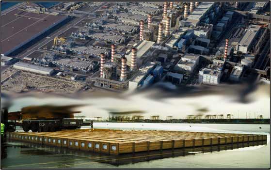 Desalination Plants – Cu-Ni Tubes