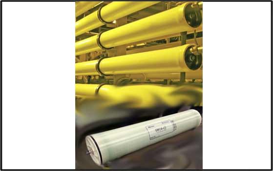 Supply to RO Plants  RO Membranes