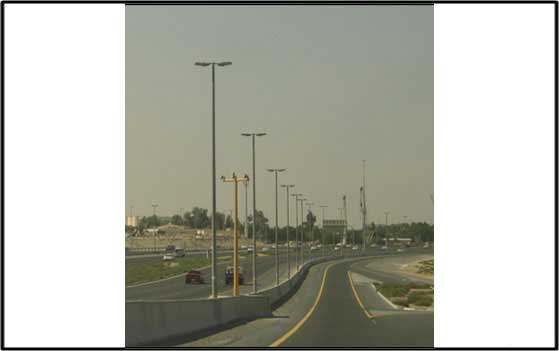 Supply of Street Lighting Poles Luminaires