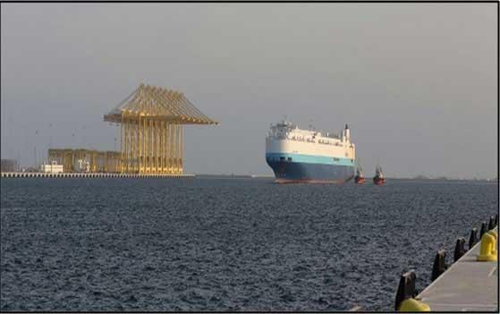 Hamad Port Project, Qatar
