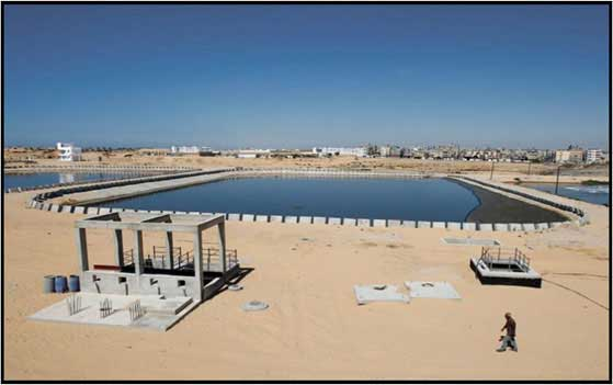 Mega Reservoir Project, Qatar