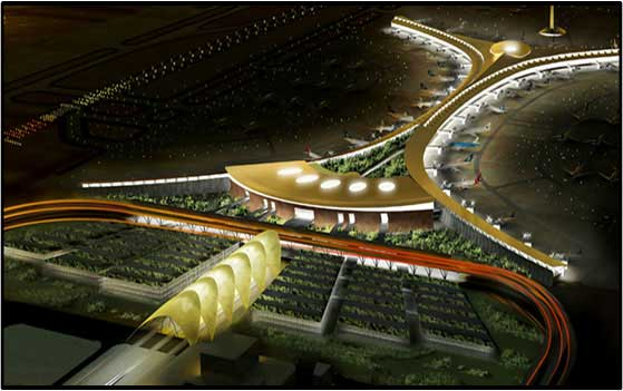 King Abdul Aziz International Airport, Jeddah