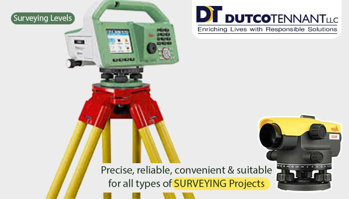 Your guide to Surveying Levels