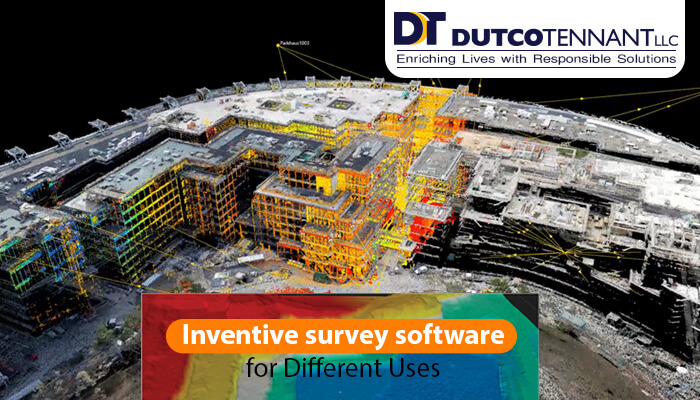 Survey & Engineering Software