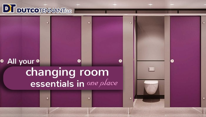 Changing Room Products