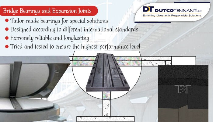 Bridge Bearing and Expansion Joints