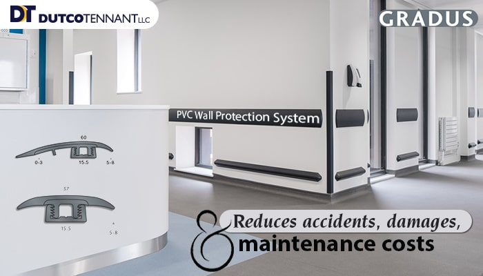 PVC Wall Protection System