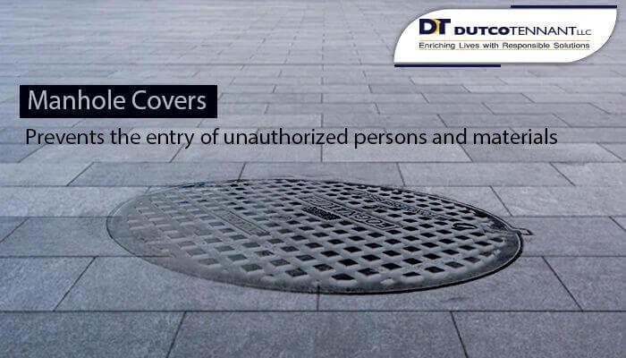 manhole covers