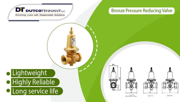 Bronze Pressure Reducing Valves