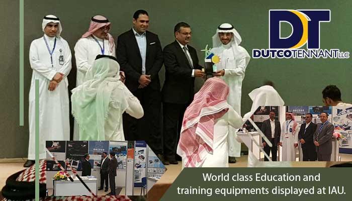 Education & Training Equipments in IAU Exhibition