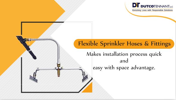 Sprinkler Flexible Hose & Fittings-industrial