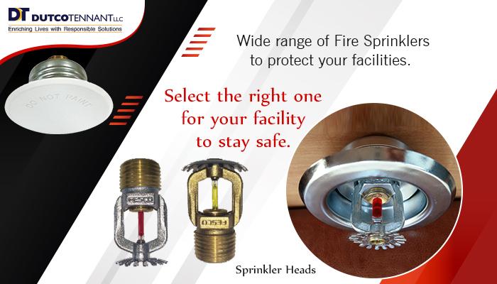 Sprinkler Heads-industrial