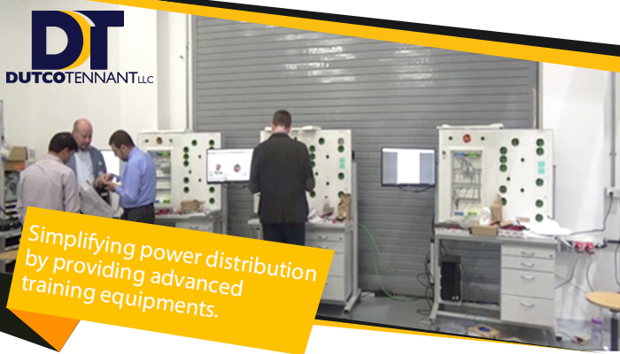 Quality power control training products supplied