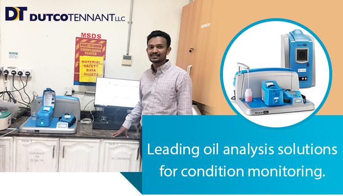 Quality Oil Analyzer Supplied to a Client in the Middle East