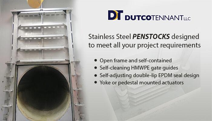 Stainless Steel Penstocks
