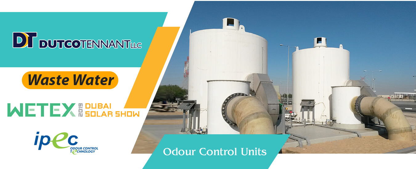 Odour control units