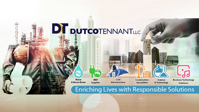 Industrial Solutions from Dutco Tennant