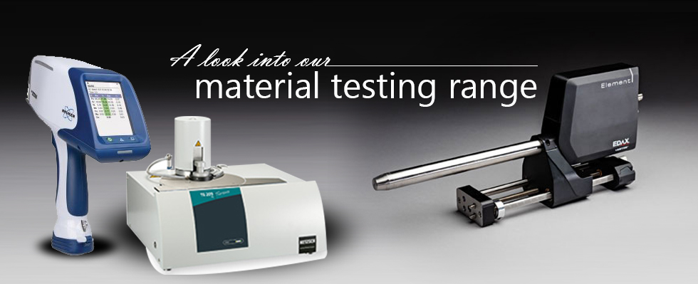 Material Testing Solutions