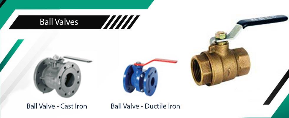Plumbing Ball Valves