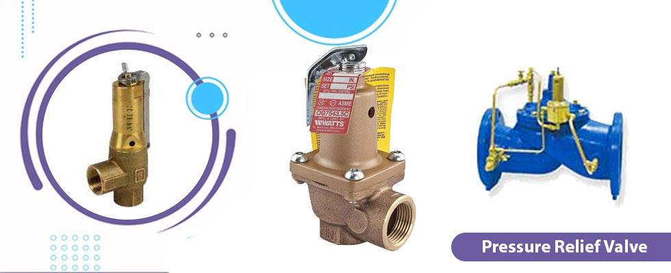 Plumbing Pressure Relief Valves