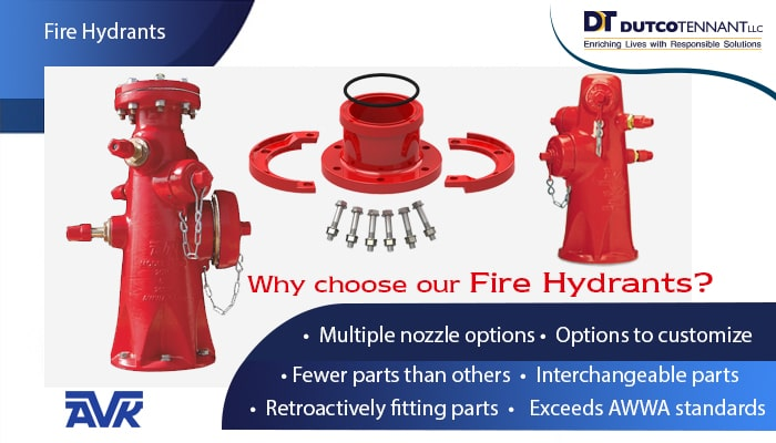 fire hydrant supplier
