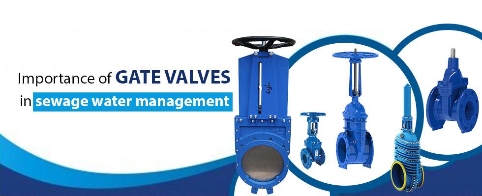 Sewage Gate Valves
