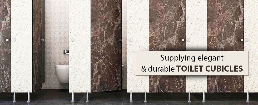 toilet cubicle suppliers in Dubai