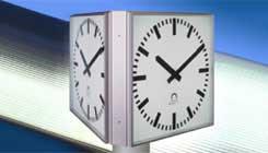 Analogue Clocks - Outdoor