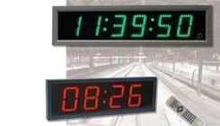 Digital Outdoor Clocks