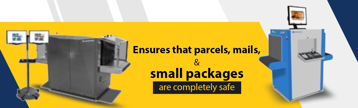 X-RAY INSPECTION-Mail & Small Parcel Scanners