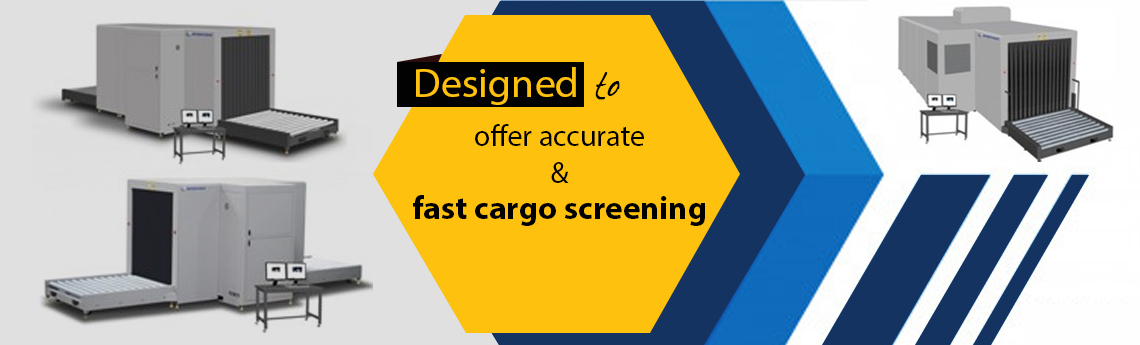X-RAY INSPECTION-Cargo & Pallet Scanners