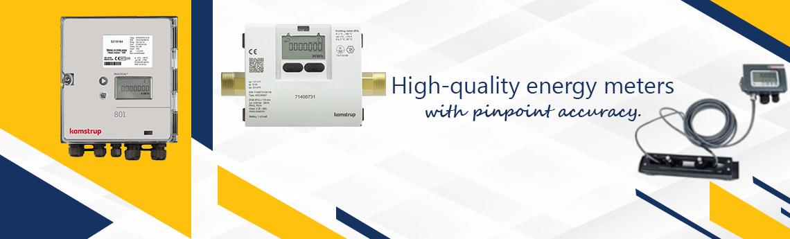 BTU Meter (Energy Meters)