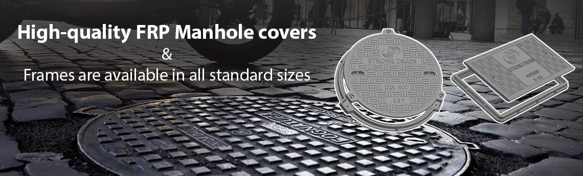 Manhole Cover (F.R.P.)