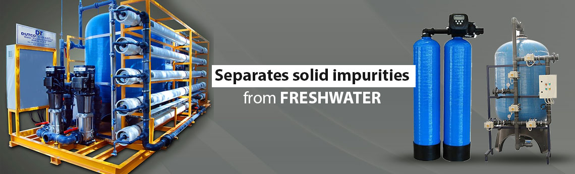 Domestic Water Treatment Water Filtration System