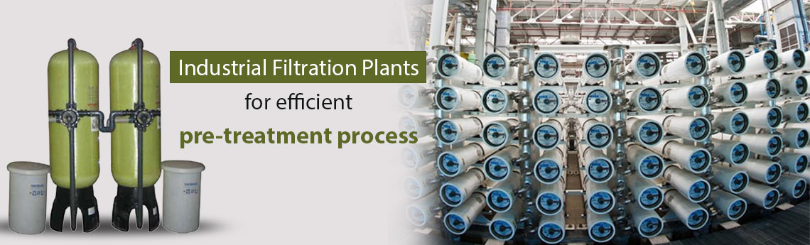 Industrial Filtration Plants (IFP)