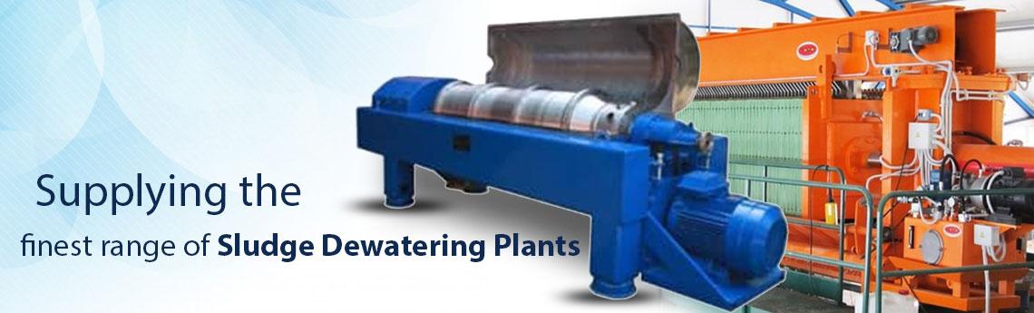 Sludge Dewatering Plant (SDP)