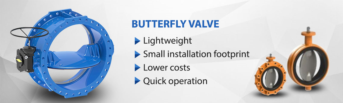 Butterfly Valve For Irrigation Pumping Station