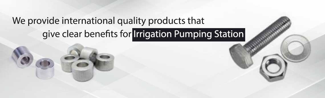 Pipeline Accessories For Irrigation Pumping Station